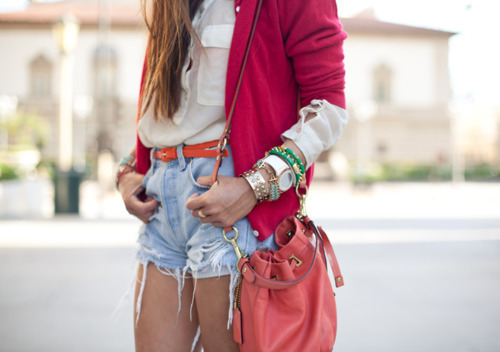 Attract everyone by wearing different set of accessories and clothes