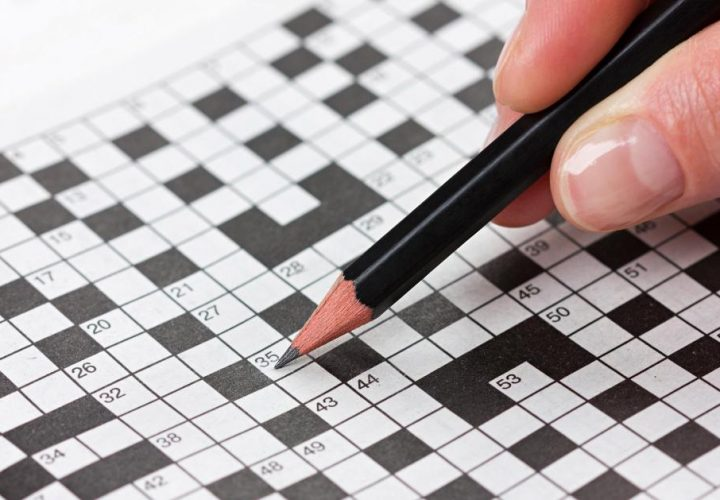 Puzzled in solving crosswords? Free tool to help