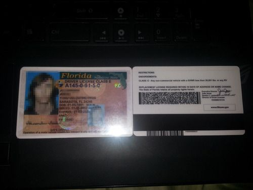 Order Florida fake id at affordable rates