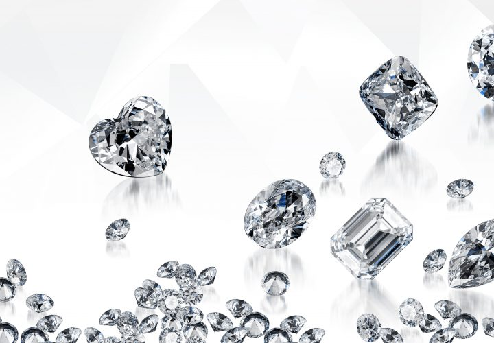 Two key aspects to determine the quality of diamond jewelleries