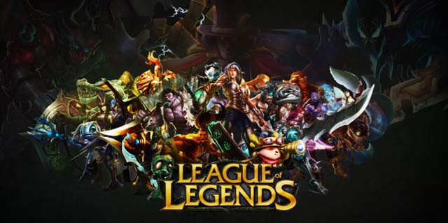 League of legends: All about Army Games