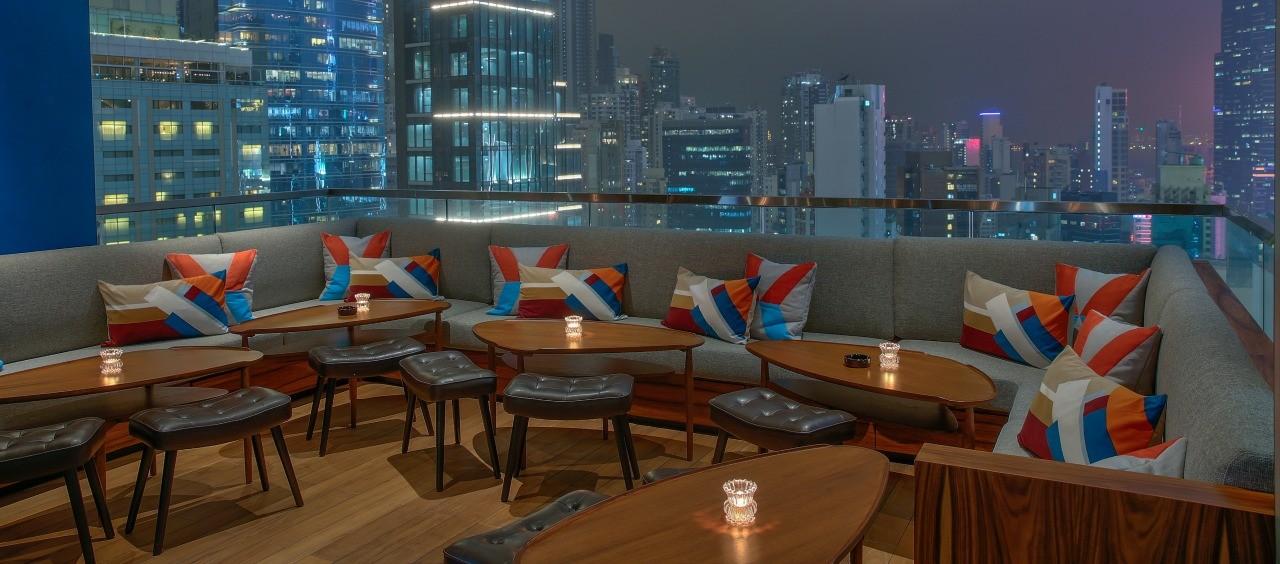 Bars in central hong kong